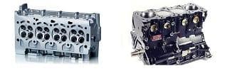 Regeneracja głowic i bloków silników spalinowych